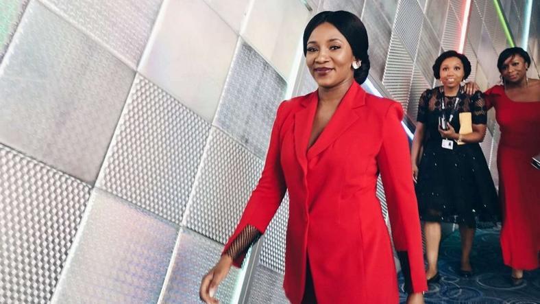 Genevieve Nnaji [Naija news agency]