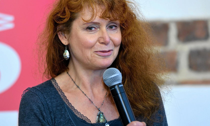 Ewa Siedlecka.