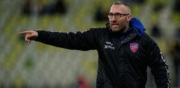 Szkoleniowiec Rakowa Częstochowa: Przez stadion mogą nas relegować z ligi