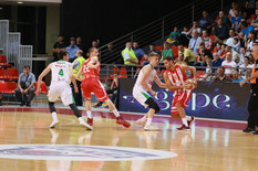 UŽIVO Borba za finale Superkupa ABA lige, Crvena zvezda - Cedevita
