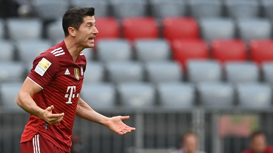 Zdaniem Macieja Murawskiego, Robert Lewandowski nie ma powodów, by drżeć o swoją pozycję w Bayernie