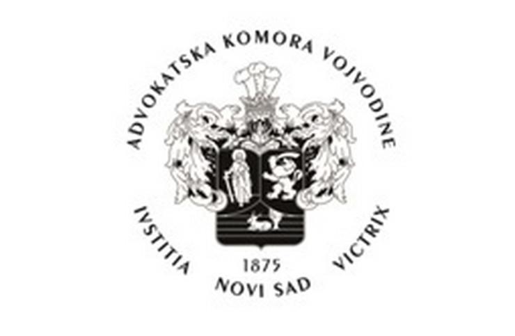 Advokatska komora Vojvodine logo