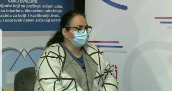 Učesnik ovog je puta bila doktorka Jelena Janković, kardiolog iz Urgentnog centra Kliničkog centra Srbije