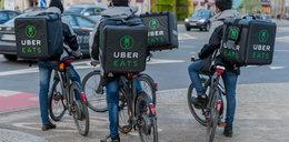 Uber Eats ma kłopoty? Interesuje się nim Sanepid