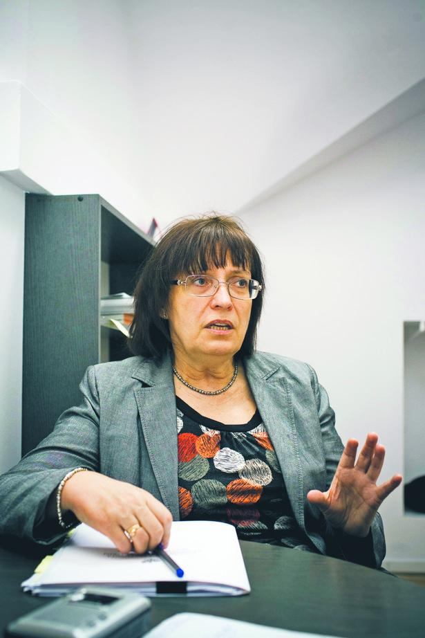 Profesor Urszula Sztanderska, Prodziekan Wydziału Nauk Ekonomicznych Uniwersytetu Warszawskiego
