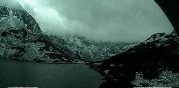 Początek lata w Tatrach. Tego turyści się nie spodziewali