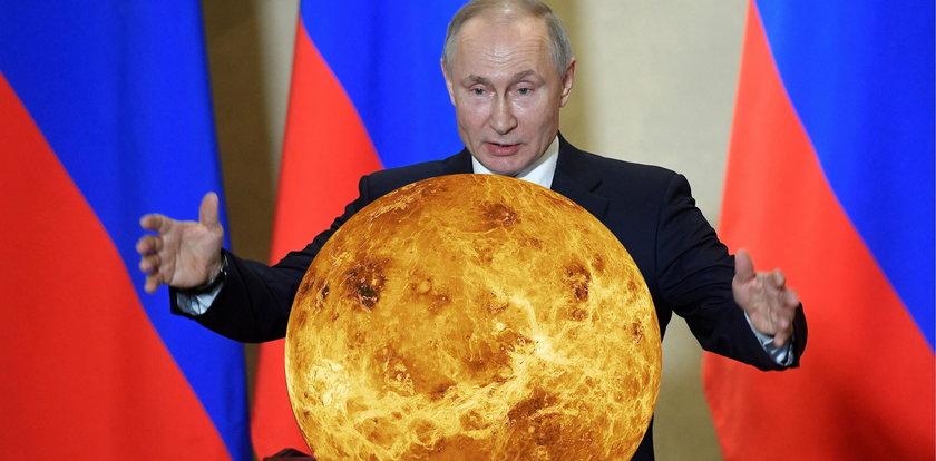 Rosja chce zawłaszczyć planetę! Ogłosiła to rządowa agencja