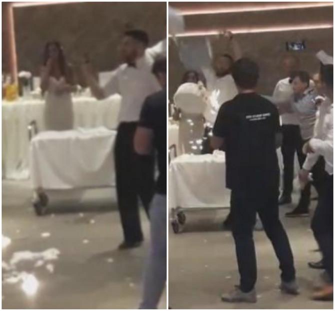 Svi pričaju o incidentu sa venčanja