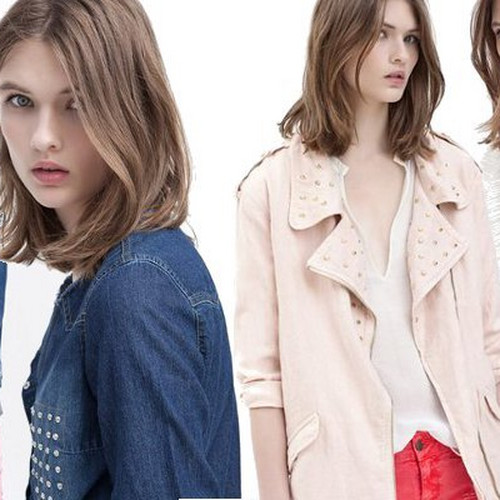 Zara TRF - lookbook na lipiec 2012
