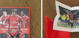 Okrutny żart wobec fana Arsenalu Londyn!