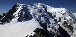 Poszukiwany polski alpinista! Śmigłowce patrolują trasę na Mont Blanc
