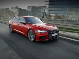 Audi S6 z dieslem V6 mild hybrid - czy zapewnia sportowe emocje?