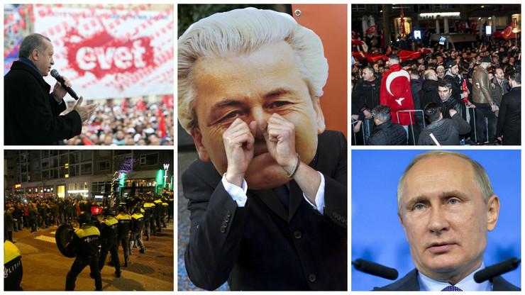 Erdogan, Putin, Holandija, kombo