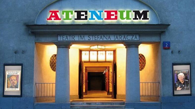 Teatr Ateneum. Materiały prasowe