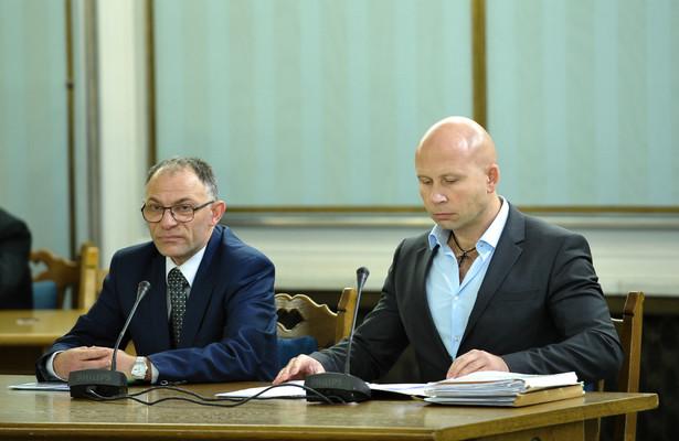 Komisja śledcza ds. Amber Gold przesłuchuje Marka Lipskiego