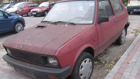 W Warszawie co roku porzucanych jest 2 tys. samochodów