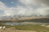 Tadžikistan, jezero Karakul
