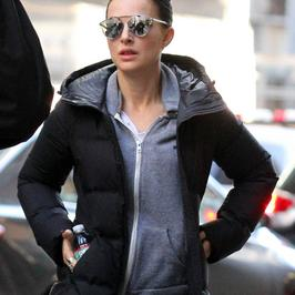 Natalie Portman w nowej fryzurze. To naprawdę ona?