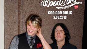 Goo Goo Dolls na Dużej Scenie 24. Przystanku Woodstock