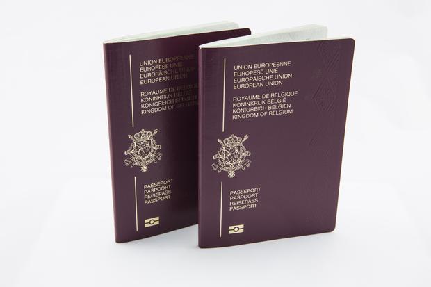 Belgijski paszport