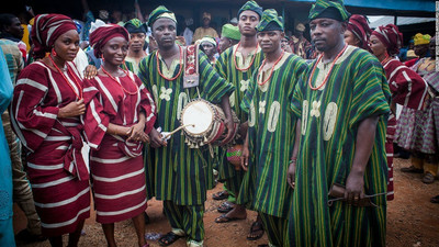 30 foreign countries where Nigerian languages are spoken