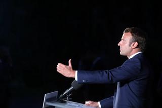 Macron: Porozumienie z Wielką Brytanią pokazało jedność i zdecydowanie UE