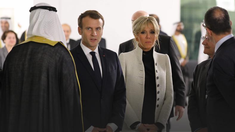 UAE-FRANCE-MUSEUM-LOUVRE