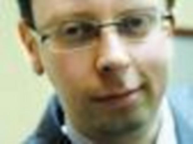 Marcin Chałupka, prawnik, specjalizuje się w instytucjach szkolnictwa wyższego, www.chalupka.pl Fot. Wojciech Górski