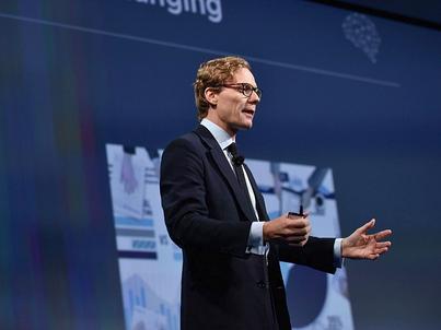 Alexander Nix, CEO Cambridge Analytica, został potajemnie nagrany przez dziennikarzy Channel 4