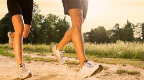 Biegają nie tylko nogi