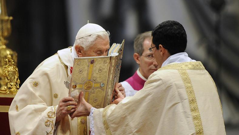 Papież ostrzega przed upolitycznianiem Jezusa