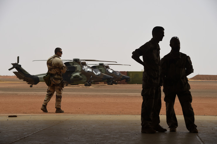 Francuska vojska u Maliju
