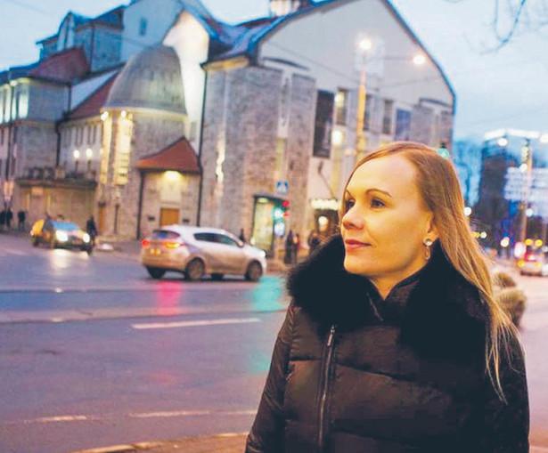Päivi Tampere, szefowa komunikacji Europejskiego Centrum Doskonałości w Przeciwdziałaniu Hybrydowemu Zagrożeniu (Hybrid CoE) fot. Laura Oja/materiały prasowe