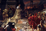Neron na ruševinama Rima