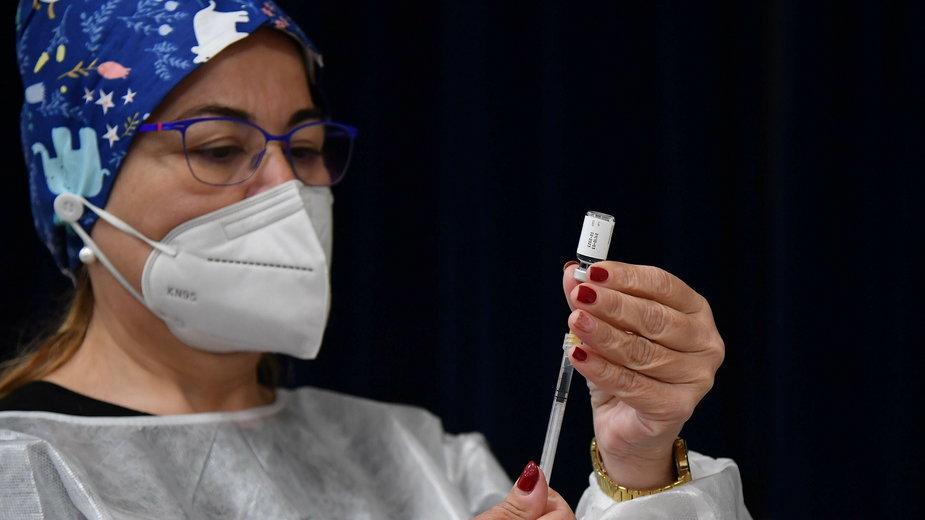 Szczepienia przeciw koronawirusowi we Włoszech
