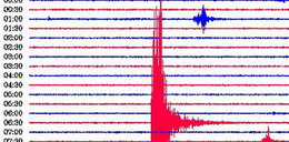 Znów trzęsienie w Polsce