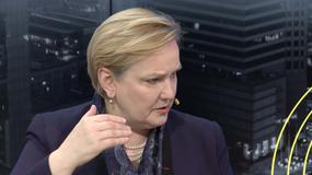 Róża Thun: Jarosław Kaczyński jest absolutnie niekompetentny