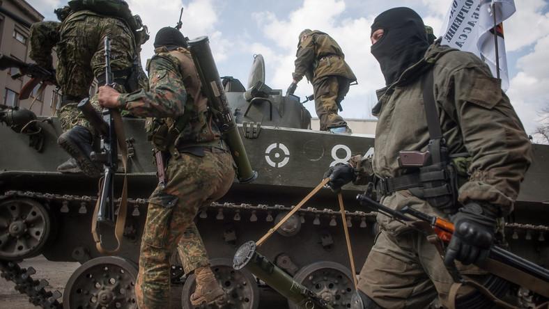 Prorosyjscy separatyści nie zgadzają się z porozumieniem genewskim