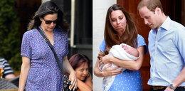 Aktorka kopiuje strój księżnej Kate!