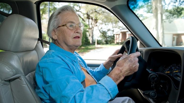 Czy starszy kierowca jest bezpieczny?