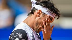 Australian Open: Fognini boi się zakazu występu za wybryk w US Open