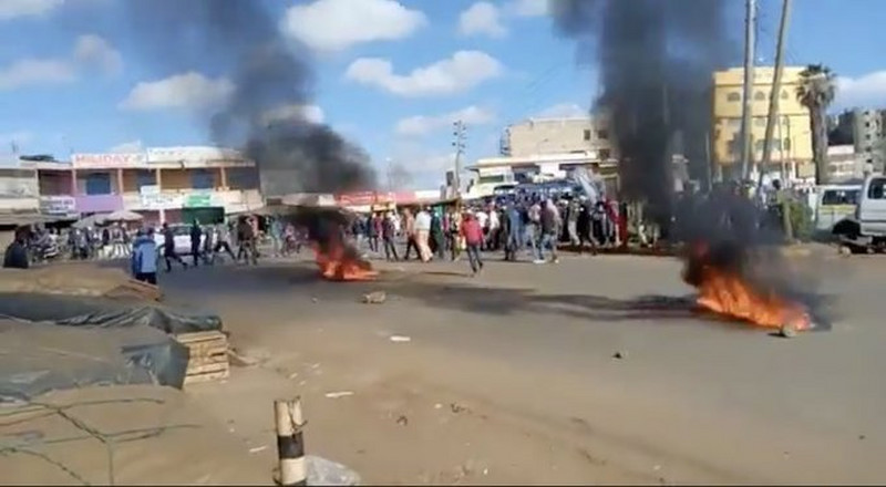 Chaos erupt in Murang'a ahead of DP Ruto's visit (Video)