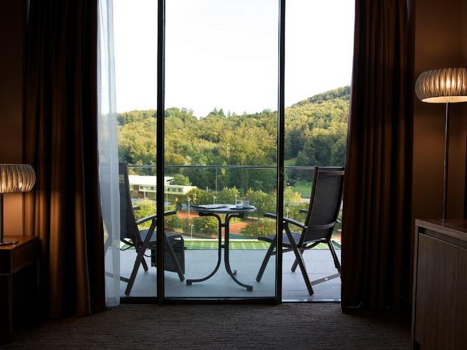 Pogled iz sobe