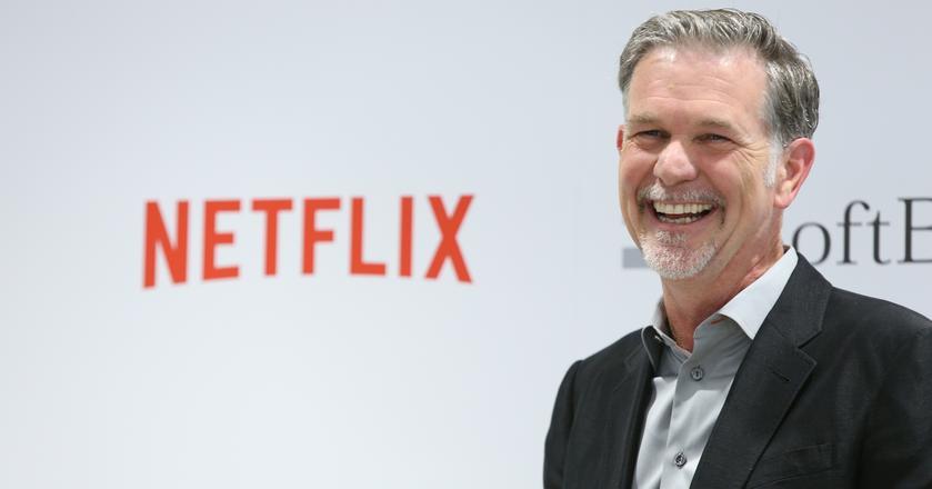 Reed Hastings stwierdził, że serwis zwiększy liczbę produkcji, z których będzie rezygnować