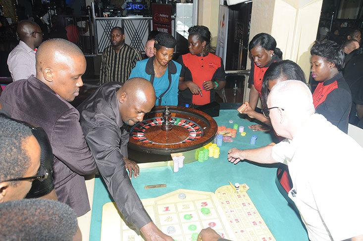 Gambling Casino in Kampala