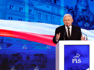 Poland's ruling Law and Justice party convention in Warsaw