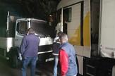 Sudar kamiona u tunelu Jajce