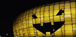 Stadion jak dynia-gigant! Będzie Halloween