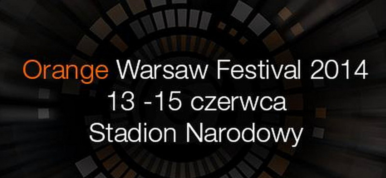 © Orange Warsaw Festival 2014
