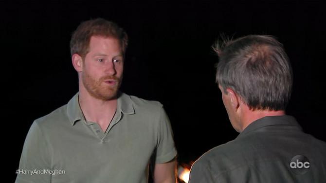 Princ Hari je tada poručio da neće dozvoliti da Megan doživi sudbinu njegove majke princeze Dajane